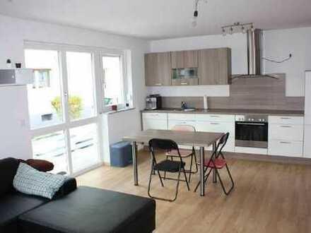 Neuwertige 2-Zimmer-Wohnung mit Einbauküche & Balkon in Iffezheim