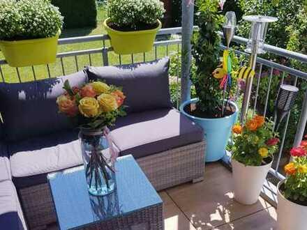 Neuwertige 3-Zimmer-Wohnung mit Balkon in Wuppertal