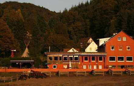 Hotel Garni mit Ranchcharakter an der Elsässischen Grenze zu verkaufen