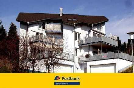 Wohnung mit traumhafter Aussicht und riesen Terrasse
