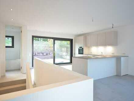 Hochwertige 4,5 Zimmer Maisonettewohnung in Halbhöhenlage von Gerlingen