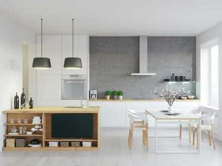 Einfach Idyllisch - 3 Zimmer Wohnung - Modern und Saniert