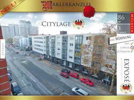 +++ NEU +++ 86 m² Wohnung mit Süd-Balkon, Loggia, 2 Kellerräume, Aufzug, 4. von 4 Etage, Fernblick