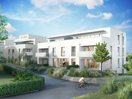 Wohnqualität im neuen Quartier! Moderne 3-Zimmer-Wohnung mit Dachterrasse