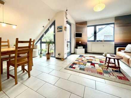 Hochwertig ausgestattete Dachgeschoss-Maisonettewohnung am Weitmar-Park