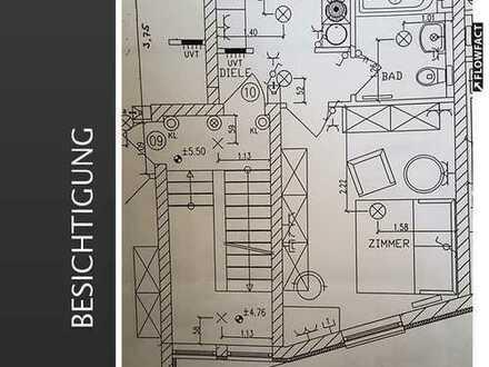 1 - Zimmer - Appartement in HD-Rohrbach in Uninähe mit Möblierung und Waschmaschine