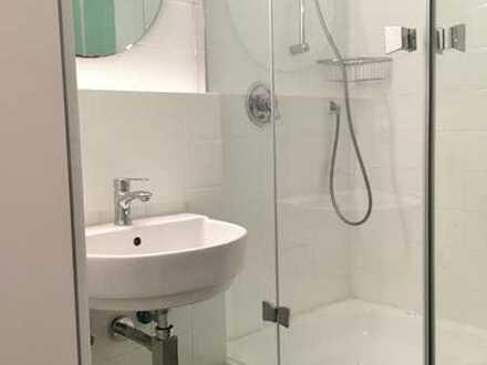 Erstbezug nach Sanierung: schöne 1-Zimmer-Wohnung mit EBK in Osnabrück