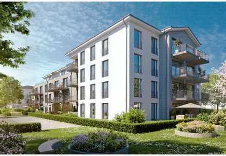 Erstbezug! Wunderbare 2-Zimmer-Wohnung mit Balkon in Landsberg am Lech