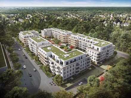 Traumhaftes Penthouse mit zwei großen Terrassen und Blick ins Grüne!