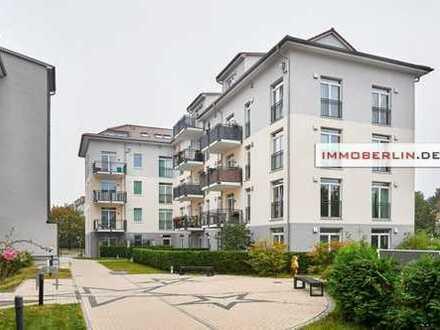 IMMOBERLIN: Ästhetisch & altersgerecht! Wohnung mit Südterrasse & Garten