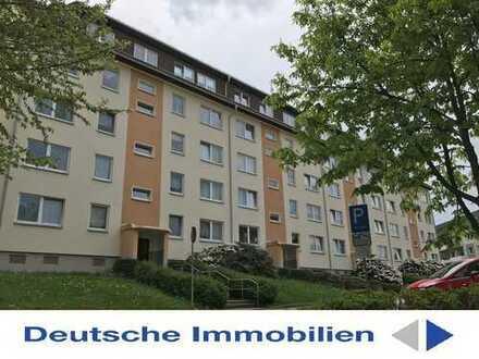 Renditeobjekt! Unschlagbarer Preis für eine 3 - Zimmer - Eigentumswohnung mit Balkon und PKW SP!