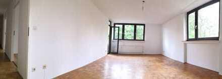Gutgeschnittene, helle und ruhige Dreizimmerwohnung in Bonn-Poppelsdorf