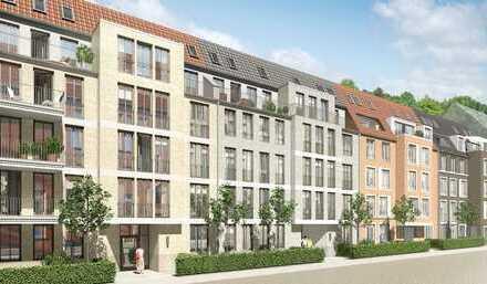 Attraktive 3-Zi.-Neubau-Wohnung 3.OG, 92m², EBK Citylage Erstbezug zum 01.02.2018