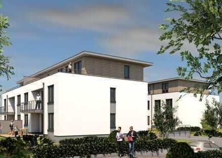 Neubau Mietwohnung, Erstbezug mit Aufzug und Tiefgarage