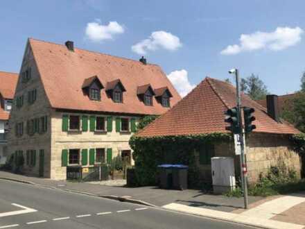 Geräumige, vollständig renovierte 1-Zimmer-Wohnung in Dormitz