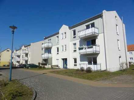 Ebenerdige 2-Zimmer-Wohnung mit Balkon