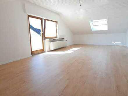 4 Zimmer-DG-Wohnung mit 2 Balkonen und Panoramasicht in Lichtenwald