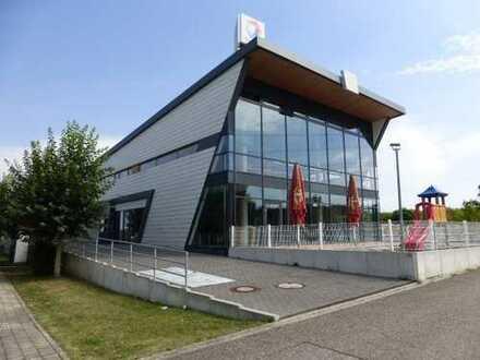 Schnellrestaurant in direkter Nähe zum Legoland Günzburg