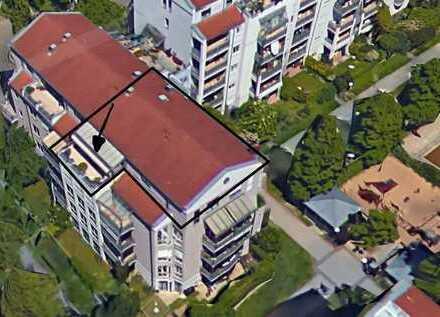 """Exklusive 3 ZKB Penthouse mit Dachterrasse - zentrumsnah - Licht durchflutet """"Stilvoll Wohnen"""""""