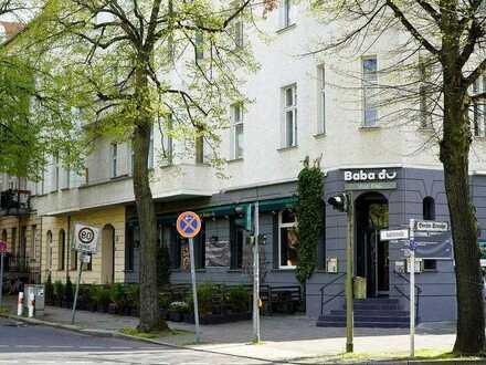 BIETERVERFAHREN - Baugrundstück für 5-geschossiges Mehrfamilienhaus am Pnkower Tor - für Investoren
