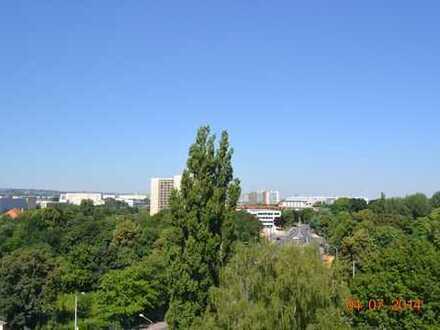 Wohnen am Großen Garten - Wohnung mit großem Balkon