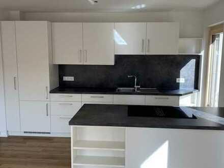 Erstbezug mit Einbauküche und Balkon: exklusive 2,5-Zimmer-Wohnung in Bad Saulgau