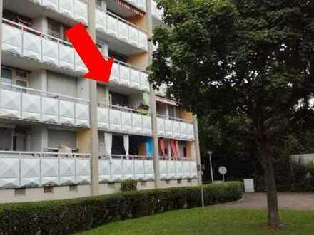 Großzügige 1,5-Zi-Wohnung mit Süd-Balkon in ruhiger Lage von HD-Rohrbach-Süd