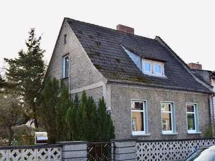 Vermietetes Einfamilienhaus in Oranienburg
