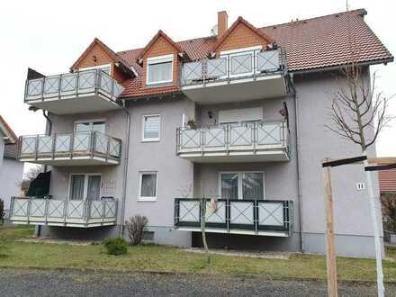 Vermietete Anlegerwohnung im Dresdner Umland!