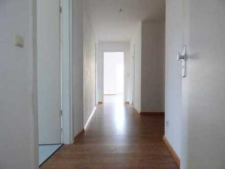Hübsche 3-Raumwohnung im Erdgeschoss mit WBS