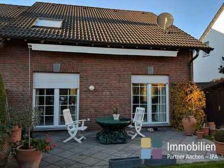 IPA - hochwertige Doppelhaushälfte in Aachen/Haaren  mit Einliegerwohnung