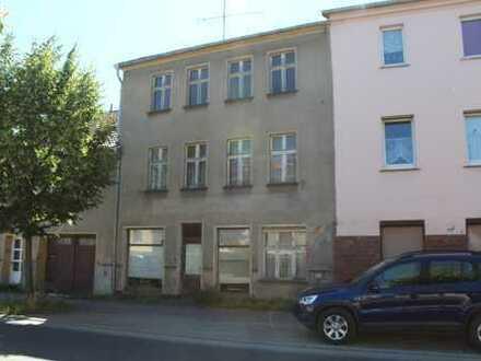 Wohn- und Geschäftshaus in Oderberg (Leerstand)