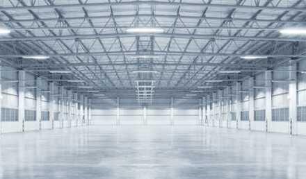 """BAUMÜLLER & CO."" - ca. 5.000 m² Logistik-NEUBAU - TOP Ausstattung - Rampen-/ebenerdige Andienung"