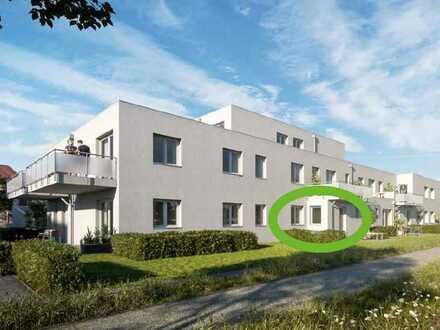 Ideal für Kapitalanleger: 2-Zimmer-Wohnung im Neubauprojekt