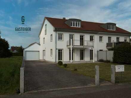 Hochwertige & moderne Doppelhaushälfte in ruhgier Lage.