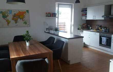 Schöne helle 3,5 Zimmer Wohnung mit Balkon in TOP Lage!