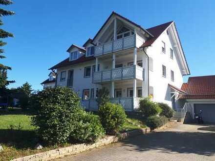 Schöne, helle 4-Zimmer-EG-Wohnung mit großer Terasse/Garten in Schweitenkirchen