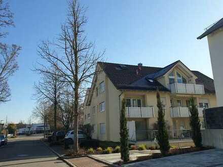 Wunderschöne 2 Zimmerwohnung mit Balkon in ruhiger Wohngegend in Untereisesheim