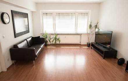 Exklusive, gepflegte 2-Zimmer-Wohnung mit EBK in Fußgängerzone BN