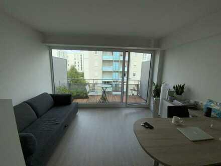 Möbliertes Appartement an Studierende/ Auszubildende per sofort zu vermieten.