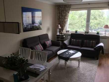 Helle 3-Zimmer-Wohnung mit Balkon in Top-Lage