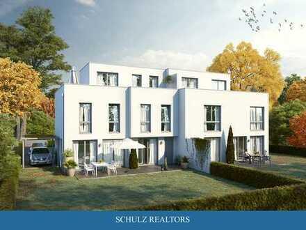Noch ein Haus frei! Exklusives Stadthaus in Ohlstedt
