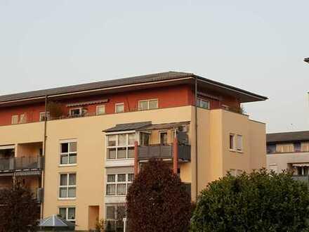 Penthousewohnung am Westrand von Offenburg