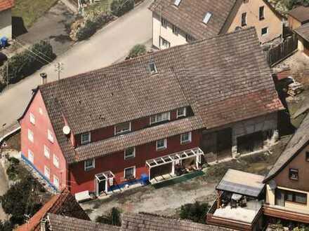 Freundliche 4-Zimmer-Wohnung mit Balkon und EBK in Haigerloch/Bad Imnau