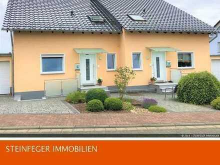 Echzell: Attraktive Doppelhaushälfte zu verkaufen, Haus Nr. 4 | Verkaufsstart ab sofort !