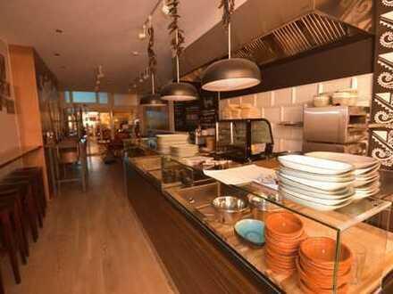 Restaurant in der Bonner Straße abzugeben