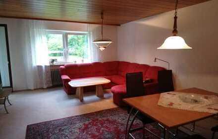 Schöne drei Zimmer Wohnung in Königsbrunn mit Blick ins Grüne