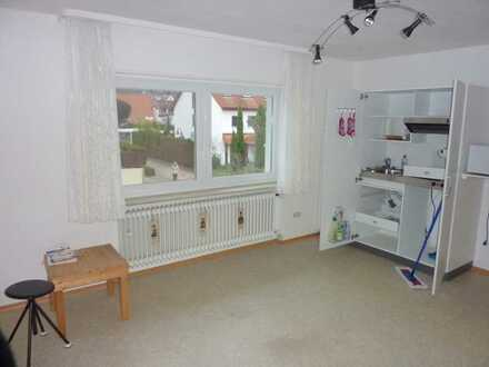 ruhige 1 Zimmer Wohnung in Dossenheim nähe OEG Bahnhof