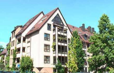 Exkl. 3 Zimmer Loggia Wohnung in Burgnähe