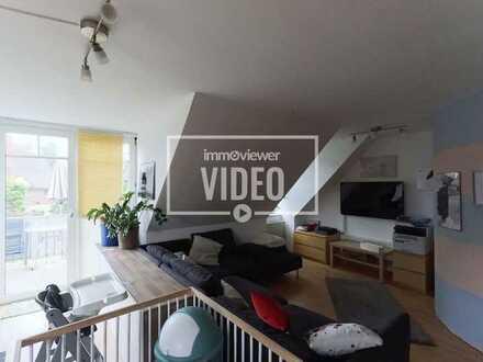 Schöne 3-Zimmer-Wohnung mit Balkon in Bookholzberg